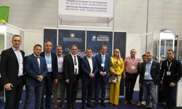 "Bh. automobilska industrija na ""Global Automotive Components and Suppliers Expo 2019"""