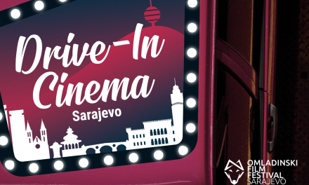 Drive-In Cinema Sarajevo od 24. do 28. juna
